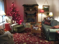 Christmas Movie filmed in Fernie and at the B&B