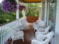 Relax on the Veranda