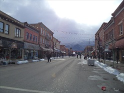 October 25 - Christmas Movie filmed Downtown Fernie - B&B (Renolds House).